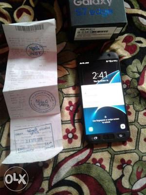Phon no I want to sell my s7edge 14 mount old new
