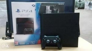 Ps4 1Tb console in brand new condition with games