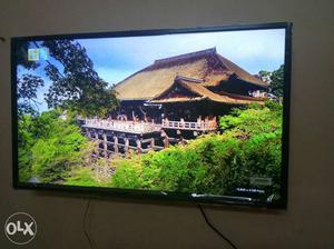 40 Sony panel Black Led TV Box pack smart full HD