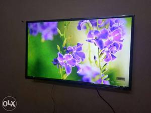 40 Sony smart full HD led TV one year warranty