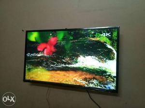 42 Sony smart full HD led TV one year warranty