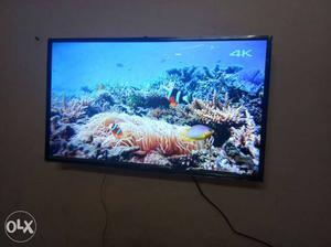 50 Sony smart full HD led TV one year warranty