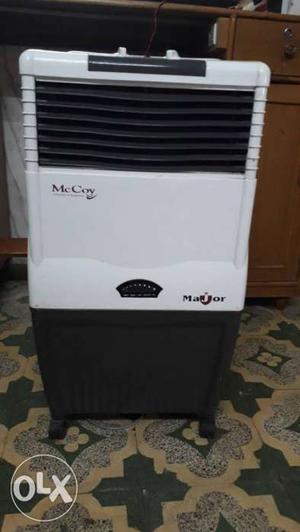 Black Ans White McCoy Air Cooler