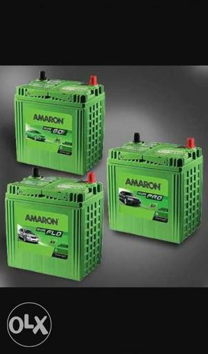 Buy New Batteries In Easy Installments. All