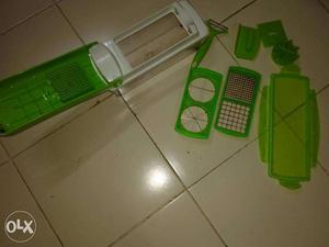 COSPO vegetable chopper/slicer/greater/dicer