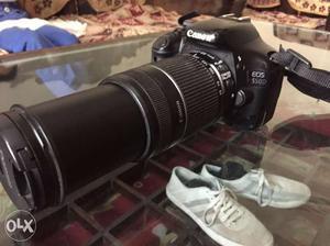 Canon EOS 550D  lens DSLR