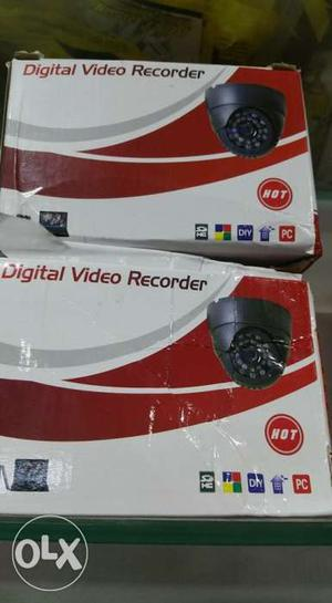 Digital video camera also supports memory card.