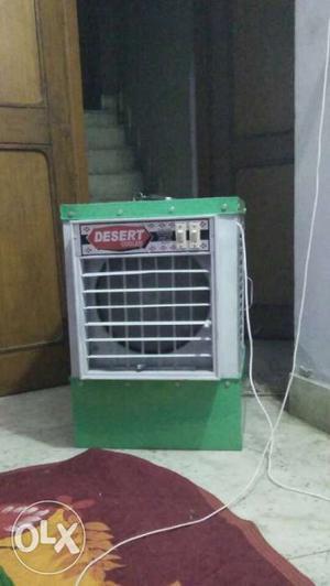 Green And White Desert Evaporative Air Cooler