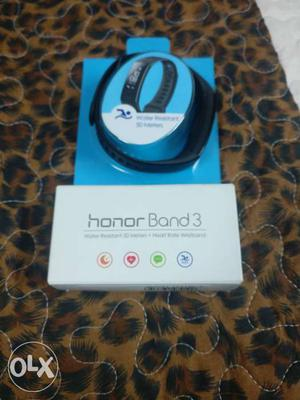 Honor band 3. smart fitness band. brand new. only