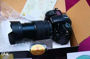 I want to sell my Nikon D with all accesories