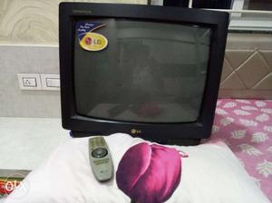 LG 20 Inch Colour TV with Remote in very good