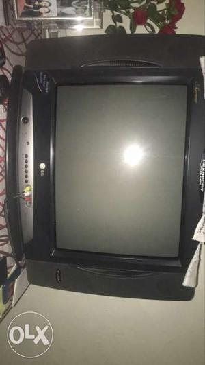 LG Third Eye TV-Black colour with Hexaport Sound