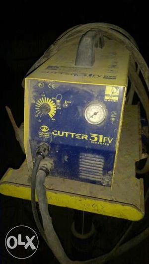 Plasma cutter for body shor