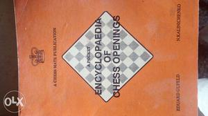 Want to become a chess master the book contain