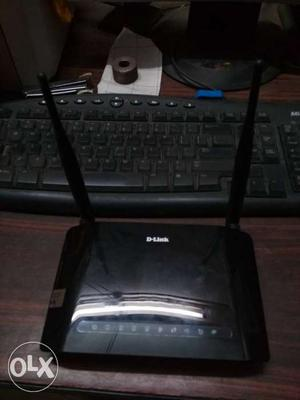 Dlink router 300 Mbps speed
