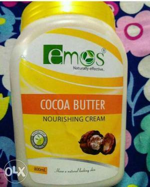 Emos Cocoa Butter Nourishing Cream Bottle