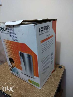 Eureka Forbs Designa water purifier UV