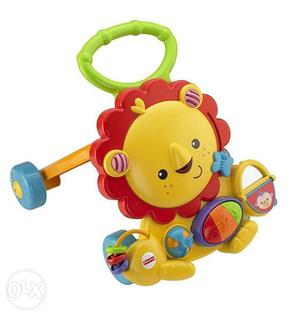 Fisher price lion walker- absolutely New