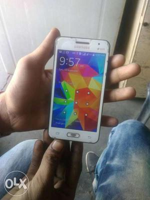 Samsung Galaxy Core 2 flash light kharab hai