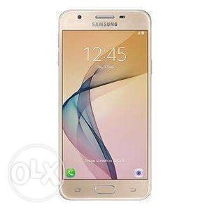 Samsung j5 prime 4 manth old good condition