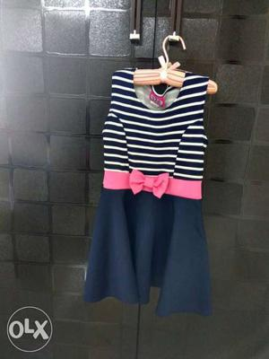 3 beautiful dresses for 5 to 6 years old girls