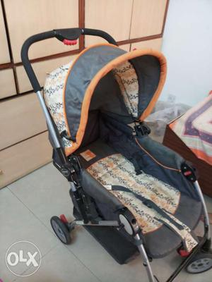 Baby pram in very good condition.it has never