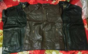 Zahr branded mens jackets unused two sides wearing
