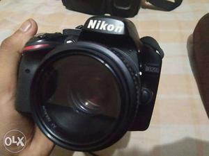 DSLR Nikon D With 50mm 1.8d Af Lens New Condition... All