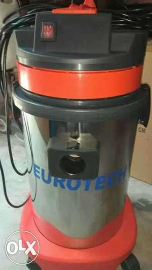 Eurotach Vacuum Cleaner for 30 liters motor made in italy