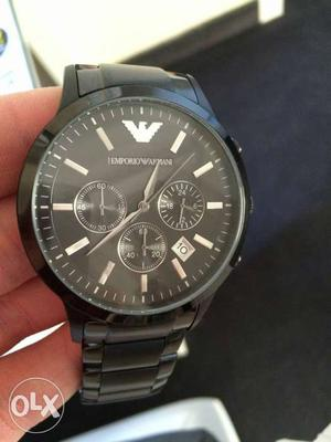 Imported armani Ar  watch for Men