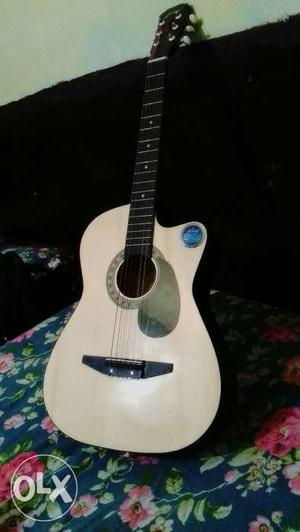 Brand new guitar without any scratch with kapo,digital