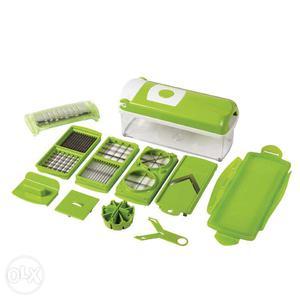 Green Slicer Set