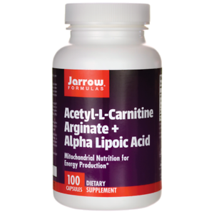 Jarrow Formulas, Inc. Acetyl-L-Carni tine Arginate + Alpha