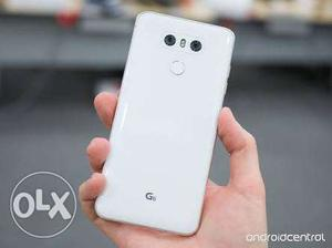 Lg g6 64gb and 4 gb ram 3 months old