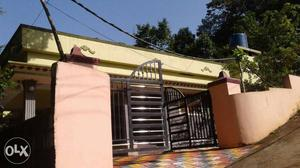 8 cent plot and house for sale in adimaly.call me