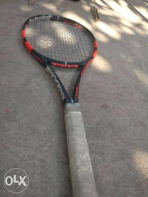 Babolat pure strike 16x19.Enriched with spin and