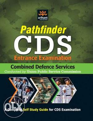 Book for CDS (combined defence service) by Arihant #For UPSC