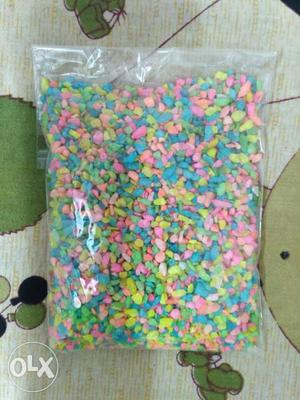 Colored Pebbles Pack
