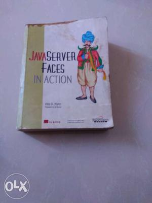 Java Server Faces In Action Book