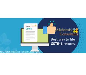 Accounting Services | Gstr 3b Filing | Alchemist Consultants