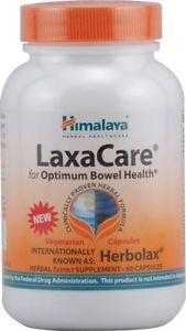 Himalaya Herbal Healthcare LaxaCare® - 60 Vegetarian