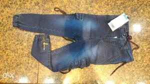 New branded denim for 2 year nd 6 year