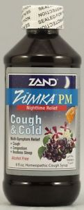 Zand Zumka' PM Cough and Cold Homeopathic Cough Syrup