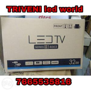 22 to 50 inch Full HD led TV with box at TRIVENI