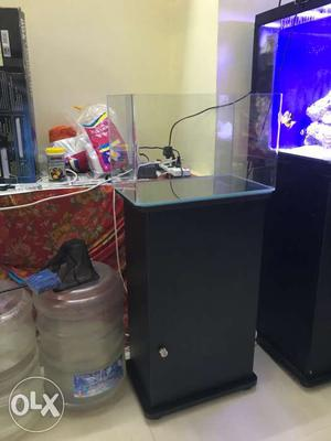 Fish tank call for full details