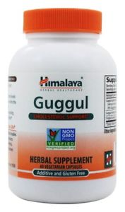 Himalaya Herbal Healthcare - Guggul Cholesterol Support - 60