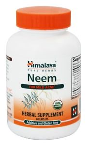 Himalaya Herbal Healthcare - Neem Systemic Purifier - 60