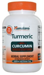 Himalaya Herbal Healthcare - Turmeric with Curcumin - 60