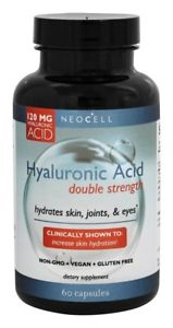 NeoCell - Hyaluronic Acid Double Strength 120 mg. - 60