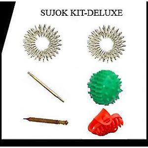 Sujok Kit - Deluxe For Sujok - Acupressure - Acupuncture -